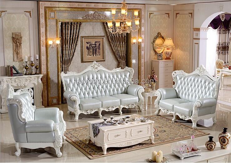 Op maat gemaakte antieke europese stijl sofa set meubels foto buy product on - Sofa stijl jaar ...
