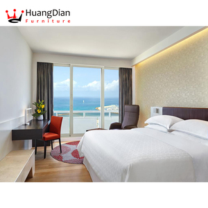 Engineering contract 4 star hotel project wooden bedroom furniture