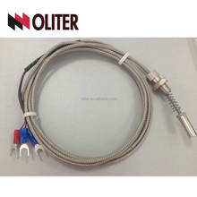 alibaba china thermocouple and rtds adjustable length accurate temperature sensor 1 2 3 4 wire advantages of alien thermocouple