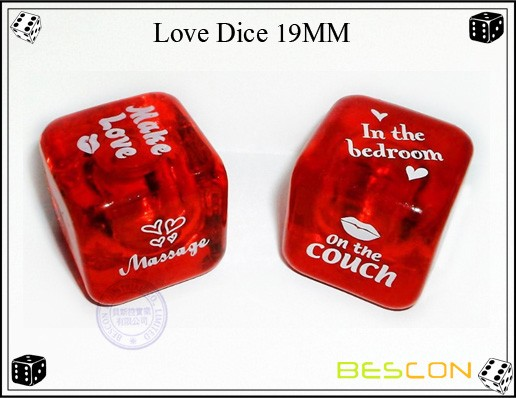 Colorful Custom Printing Story Dice 16MM, View printing Dice, Custom