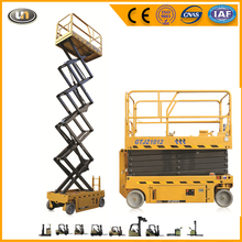 Electric Scissor Lifts Reaches to 10m, Aerial Working Platform