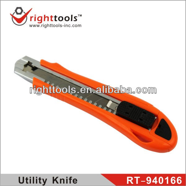 RIGHTTOOLS RT-940116 18mm kesici Maket bıçağı