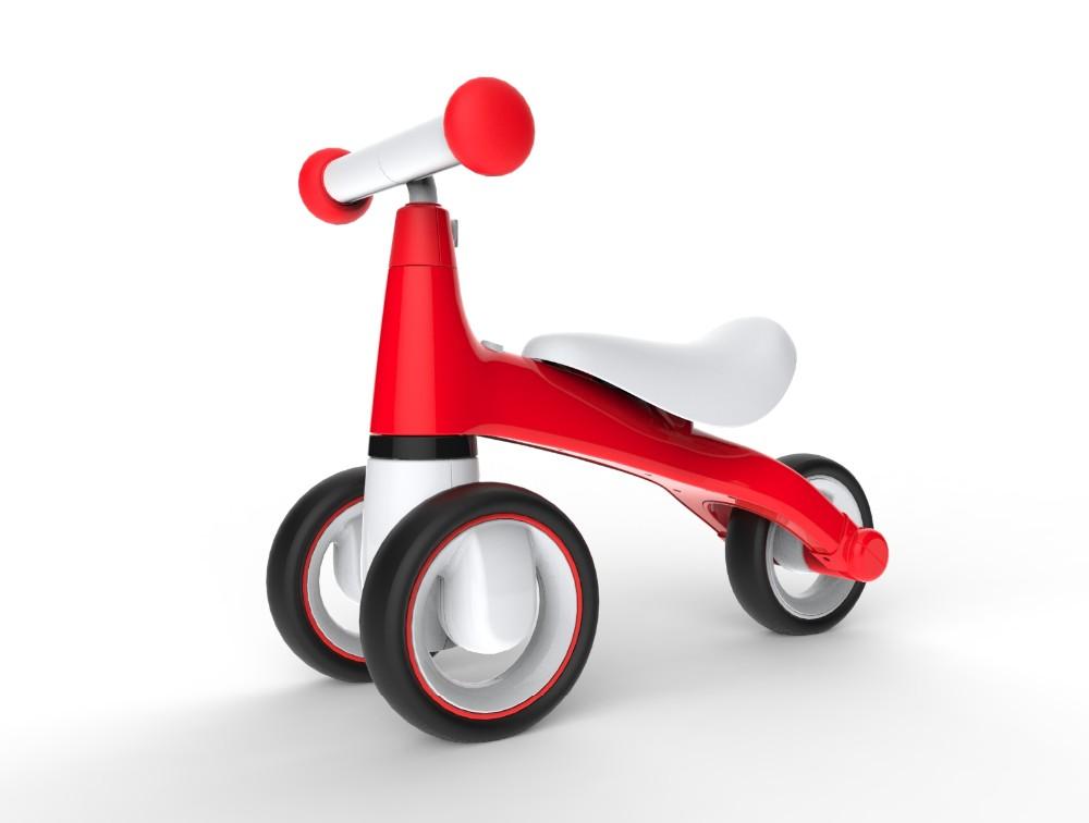 Plastic Sliding Loopfietsen Rit Op Auto Leuke en Gelukkig Voor Kleine Kinderen