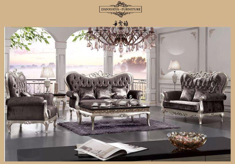 Superior Alibaba In Spanish Arabic Majlis Furniture Antique Elegant Sofa Set