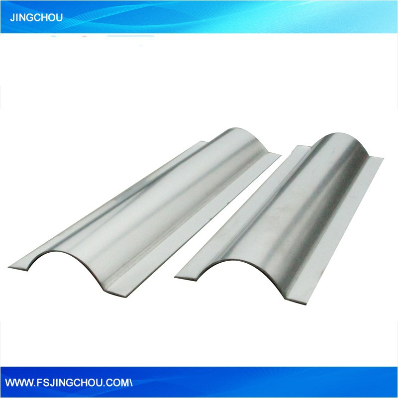 New design transparent stainless steel cable duct expot to European