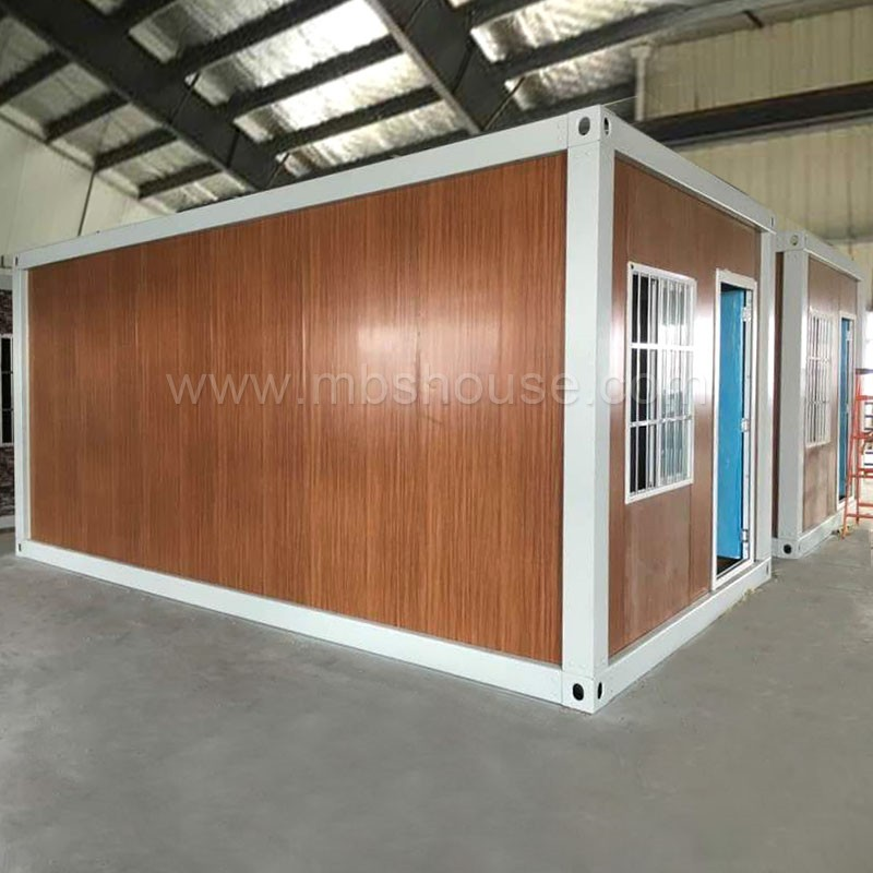 Container Rooms high quality finished luxury prefabricated restaurant,mobile