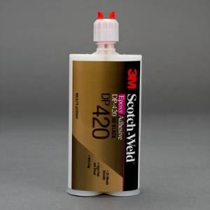 3M(TM) Scotch-Weld(TM) Epoxy Adhesive DP420NS Black, 200 mL, 12 per case
