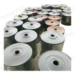 2mm Thickness Clear Magnetic Door Curtain PVC Strip