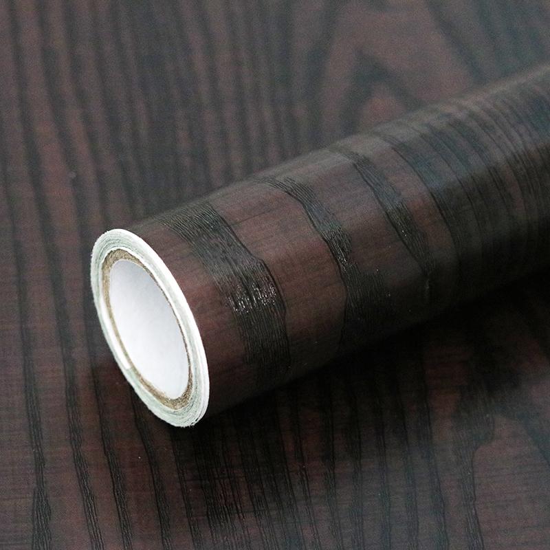 Grossiste papier adhésif décoratif couleur bois pas cher-Acheter les ...
