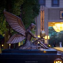 Bronze Fairy Garden Statues, Bronze Fairy Garden Statues Suppliers And  Manufacturers At Alibaba.com