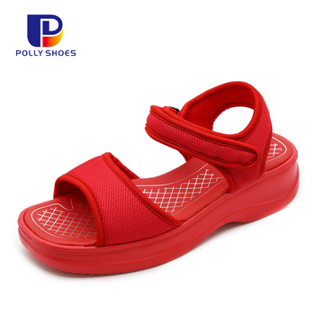 Custom Manufacturer Traditional Summer Blank Sport Women Sandal