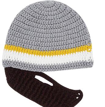 2ee257d0577 Simplicity Kid s Winter Warm Knit Bearded Face Mask Beanie - Buy ...