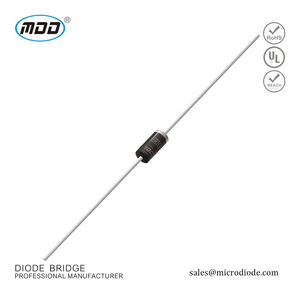 DO-41 High Efficiency Rectifier Diode Marking Code 1A HER101-HER106
