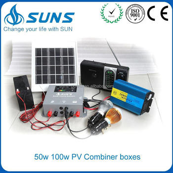 China supplier solar battery box solar energy system prices