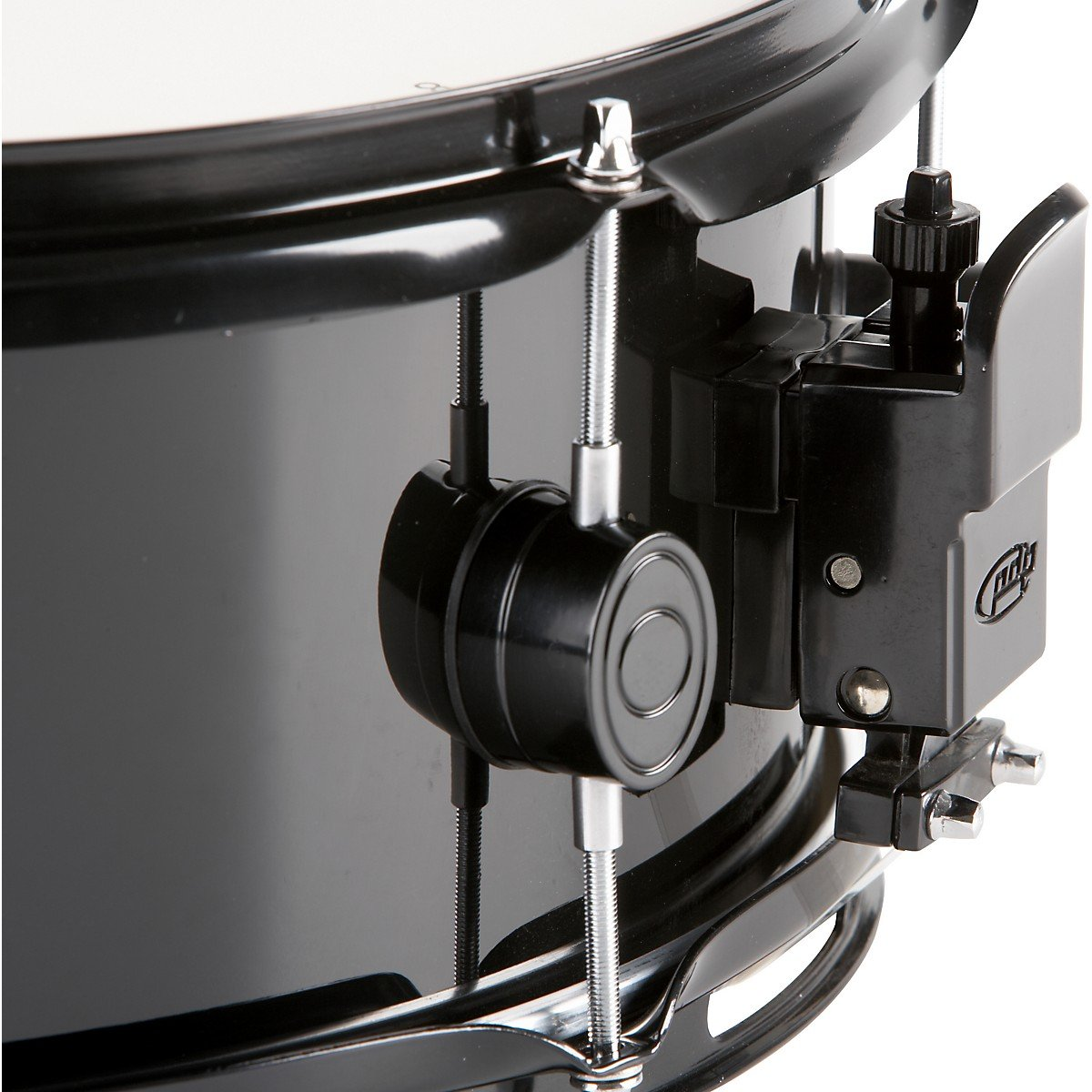 Pacific Drums PDBB0610 6 x 10 Inches Maple Shell - Black