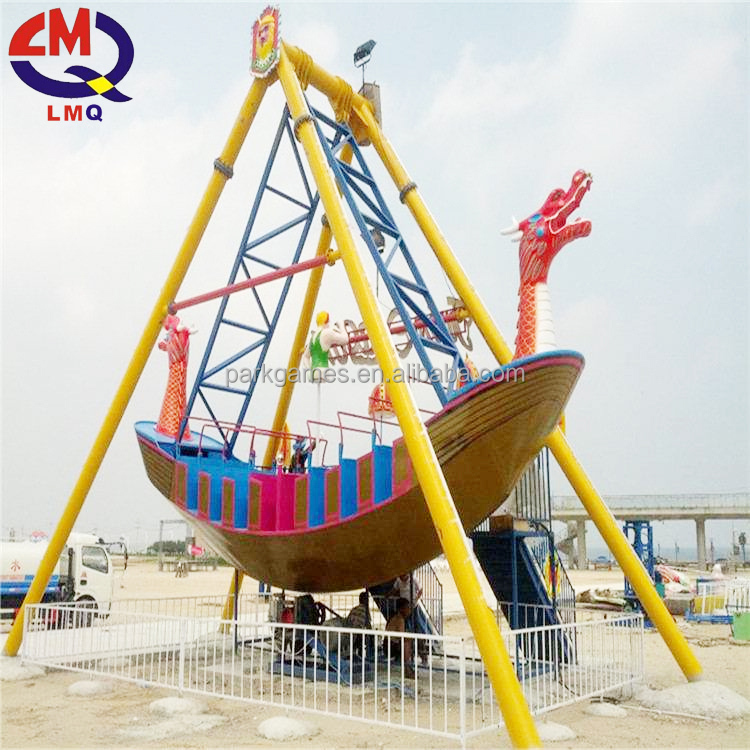 CE / ISO certificated second hand travelling amusement rides pirate ship for sale