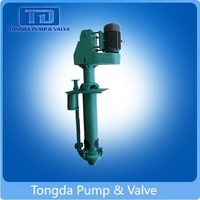 Alibaba China Manufacturer Water Used Vertical Electric Centrifugal Sump Slurry Pump