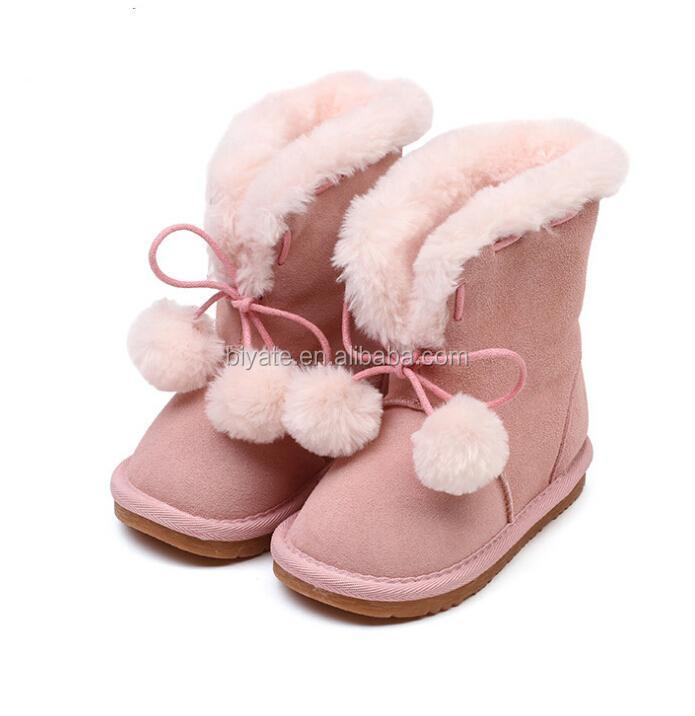 New fashion mukluk snow boots