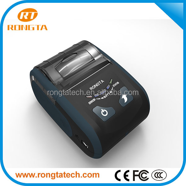 car mounted thermal anti-dropping portable printers