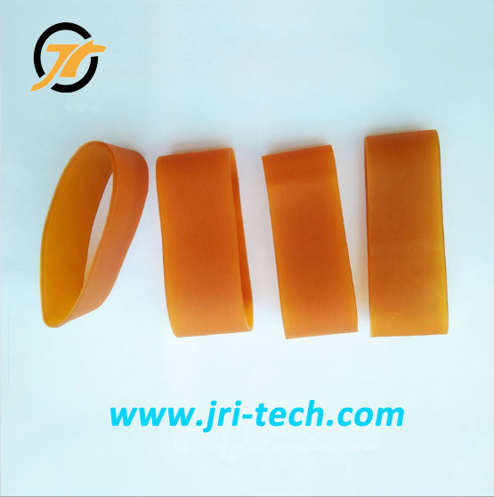 3CM wide rubber band industrial rubber band folded 9CM custom high tenacity rubber band
