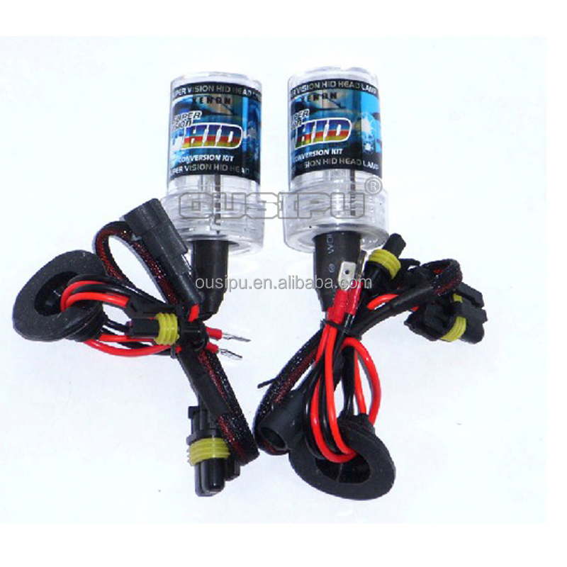 hot sale xenon lamp 35W 55W 75W xenon hid Bulb H1 H3 H4-1 H7 single beam