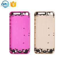 Replacement For iphone 5S 24k gold plating back cover, back cover housing for iphone 5S