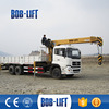 Quick sell 12tons lifting crane for trucks China machine SQ12SA3