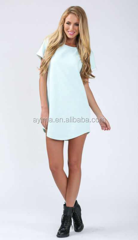 Hot Selling Wholesale Clothing Manufacturer Ladies Shift Dresses ...