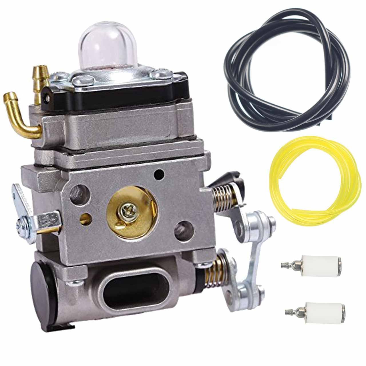 FanzKo Backpack Blower Carburetor for Echo PB500 PB500T PB500H EB508RT A021001641 A021001642 Walbro WLA-1 New Carb
