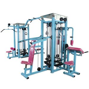 BFT-2080 High quality gym equipment/ commercial multi gym/multi 8 station
