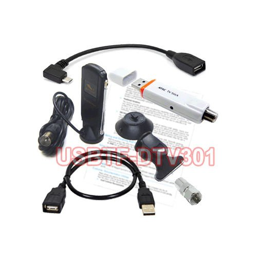 Android HD Aerial TV Tuner For Tablet Smart Phone Android TV Box