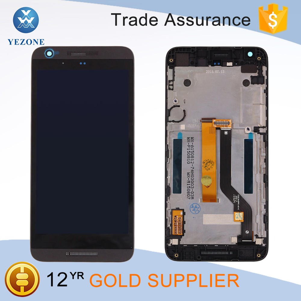 Replacement LCD Touch Panel Digitizer Assembly For HTC Desire 626S Lcd Display with Frame