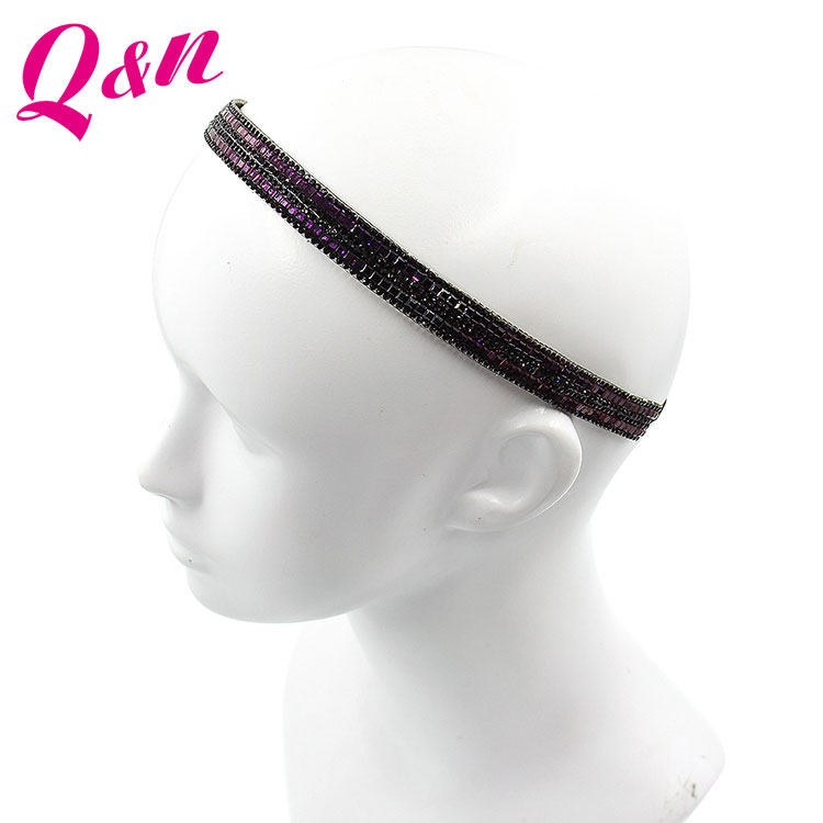 Multifunctional Rhinestone Headband For Wedding With Low Price