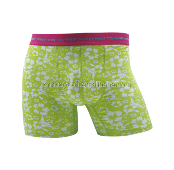 High Quality unisex briefs sexy men boxer shorts OEM &ODM underwear