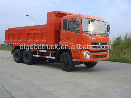 New Dongfeng 6x4 dump vehicle