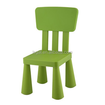 Plastic Kids Children ChairFoldable Kids ChairChair With Back