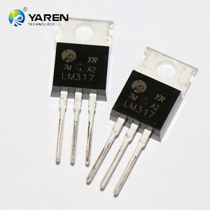 LM317 220 electronics constant current ic chip