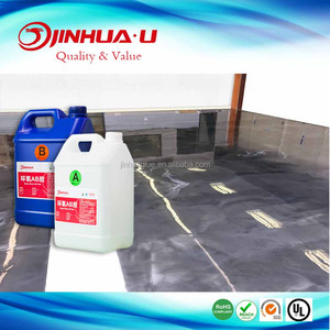 Low Price Art Resin Epoxy for Metallic Epoxy Floor Paint with Directly  Factory