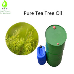 Therapeutic Grade Pure Tea Tree oil Organic Melaleuca Alternifol oil For Refreshing Mind