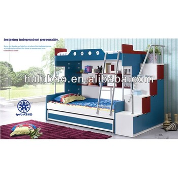 Children Slide Bunk Beds In Children S Bedroom Furniture Buy Bunk