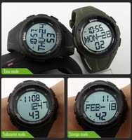 Skmei Digital Watch Instructions Manual With 3 Atm Water Resistant ...