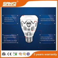 SANSI UL approved led bulb bluetooth music wifi remote control light