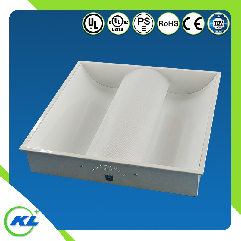 36w 2x2 2x4 Led Troffer Dlc Ul Listed Recessed/surface Mounted ...