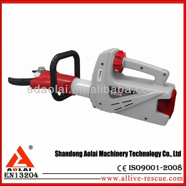 Fire fighting equipment rescue battery cutter for earthquake