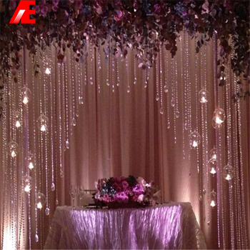 Ae E Fabric For Curtain Party Decorationindian Wedding Events
