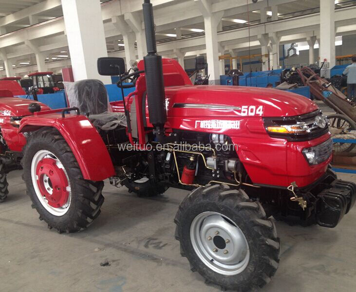 Chinese Agricultural equipment Wheeled small Farm Tractor