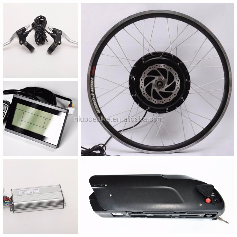 1000w Best Choice Electric Bicycle Conversion Kit Ebike