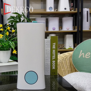 2.5L Ultrasonic Cool Mist Humidifier, Reduce Noise Design & 360 Adjustable Mist, Sleep Quieter for Baby