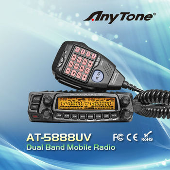 Anytone dual Band Mobile Radio