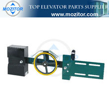 elevator speed control unit | elevator safety part belt tension device | elevator general speed control device